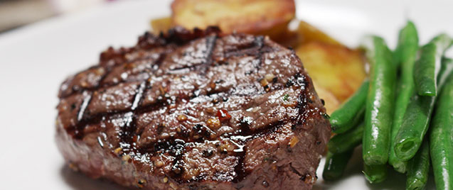 Moxie's Delicious AAA Steaks